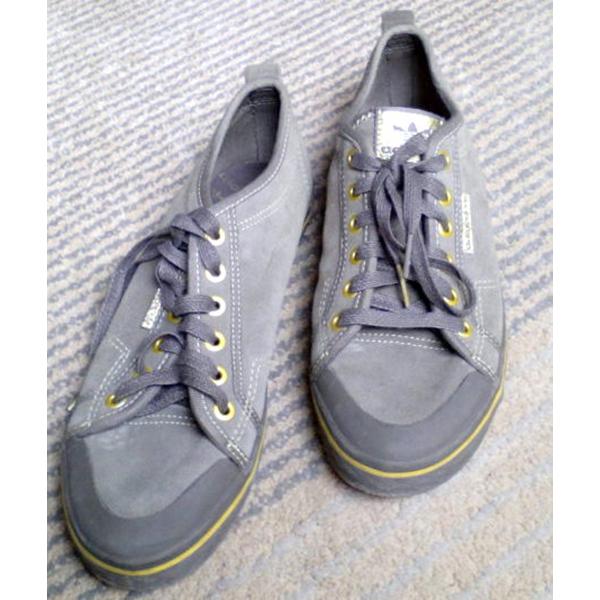 7d09643f4aa Início Calçado Sapatilhas Sapatilhas de camurça Adidas. Descrição ...